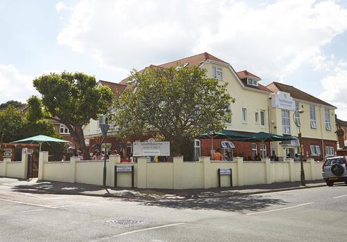 La scuola di inglese di Southbourne