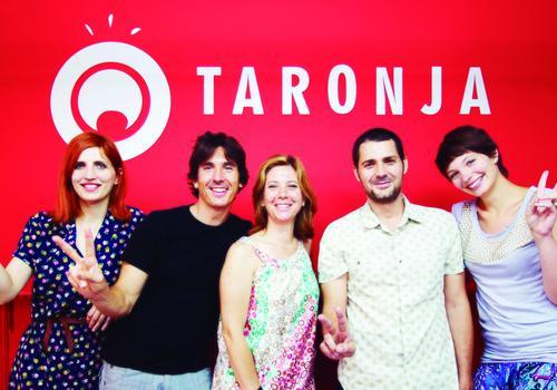 TARONJA - I manager della scuola