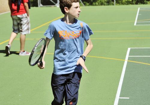 Bournemouth Collegiate School - Caompo da tennis