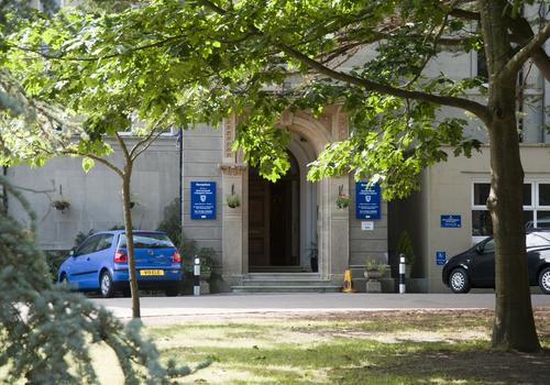 Bournemouth Collegiate School - Entrata