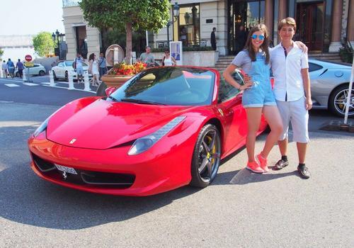 Attivitá : Visit of Monaco