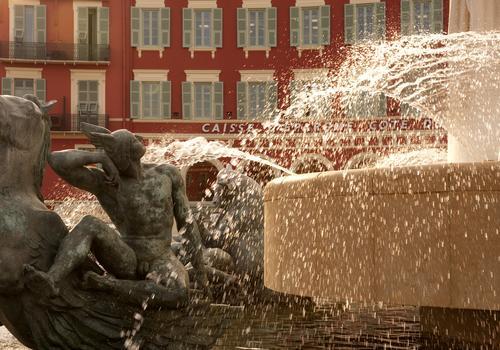 Nice: Place Masséna