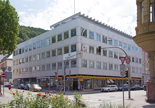 Edificio della scuola