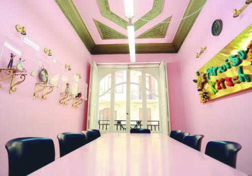 TARONJA - La stanza Kitsch