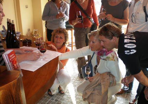Attivitá: degustazione vino e formaggio