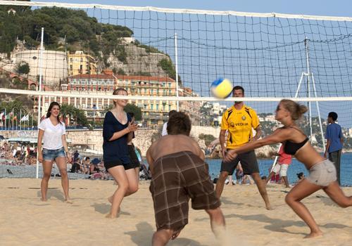 Beach Volley - attivitá pomeridiana