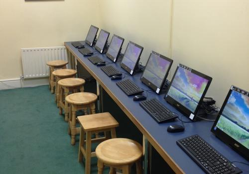 L'aula computer