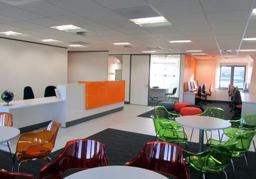 EC Cambridge - L'interno della scuola