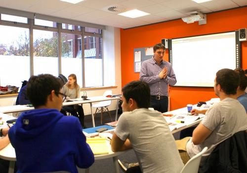 EC Manchester - La classe