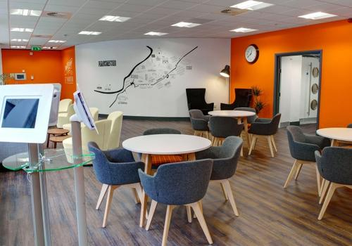 EC Manchester - La lounge
