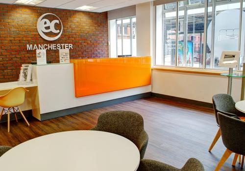 EC Manchester - La reception
