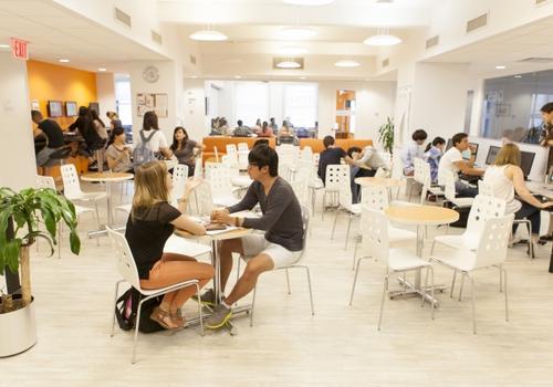 EC New York- La lounge