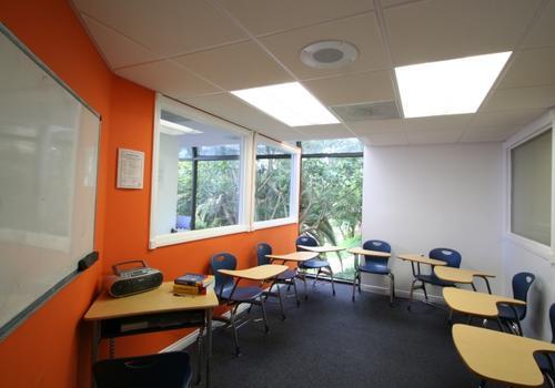 EC San Diego - Una classe