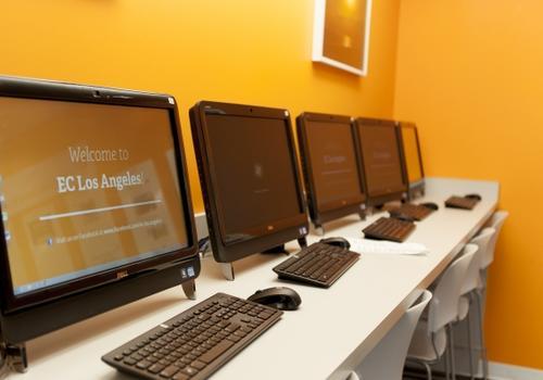 EC LA - Aula computer