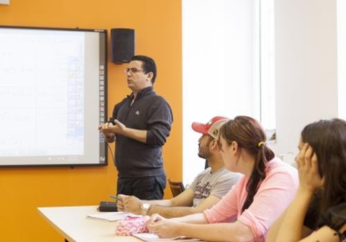EC Montreal classroom