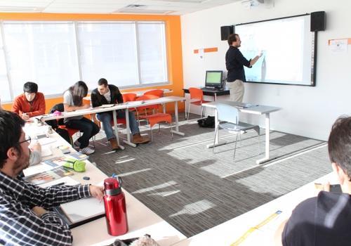 EC Toronto - La classe