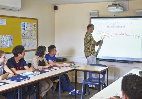 Lezione in aula