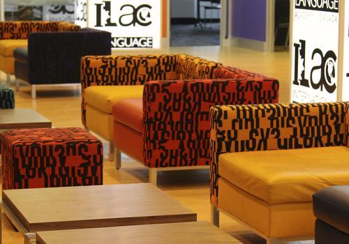 ILAC Toronto lounge