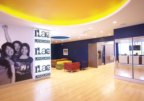ILAC Toronto area d'attesa