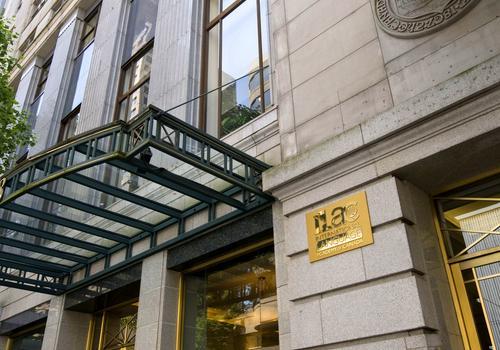 ILAC Vancouver facciata