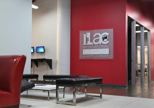 ILAC Vancouver area d'attesa